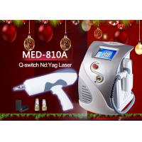 Adjustable Long Pulsed ND YAG Laser Machine Max Energy 1065nm 800mJ 532nm 400mJ