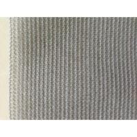 100% Grey Hdpe Privacy Fence Netting For Outdoor Courtyard , Garden