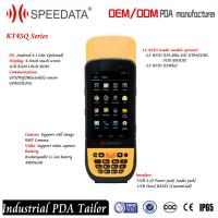 4.5 Inch Android Rugged Phone 4G  RFID Reader 3M Range