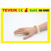 Buy cheap Disposable Wrist Marker Medical Bands For Patient ,PP / PET material product