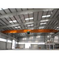 Buy cheap 10T Single Girder Overhead Cranes For Factories / Material Stocks / Workshop from wholesalers