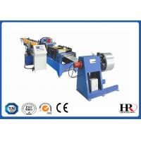 Automatic Steel C Z Purline Roll Forming Machine Quick Change