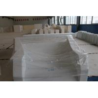 Buy cheap AZS 33 # 36# 41# Refractory Brick for Glass Smelting Furnace and EAF with white color product