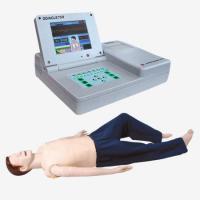 Buy cheap ECG Adult First Aid Manikins with ACLS Computer Screen for Colleges Training product