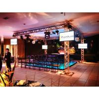 Buy cheap Indoor SMD3528 1R1G1B P10 Indoor Full Color Rental LED Screen for Events and Rental application from wholesalers