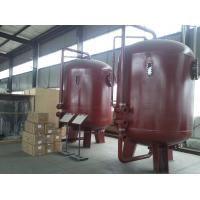 Personalized FRP Boiler Water Treatment Plant Softening Function ISO Certificated