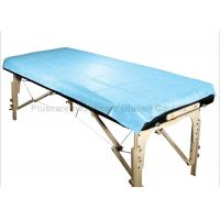 Buy cheap Fitted Disposable Medical Sheets , Disposable Bed Sheets For Hospital product