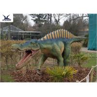 Buy cheap CE , RoHS Giant Dinosaur Statue Model Exhibition For Dinosaur Park Display product
