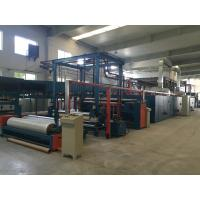 PVC Pre Coating Machine Applicable Woven And Tufted Carpet Backing Drying