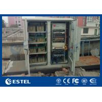 Rectifier System Wireless Base Station Cabinet Mixed Cooling Temperature Control