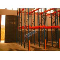 Buy cheap Customized Warehouse Storage Racks Drive In Pallet Racking Q235B Steel Material product