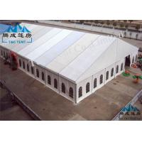 A Frame Outdoor Party Tents Selectable Size With VIP Cassette Flooring