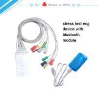 Buy cheap Wireless ECG Machine Supplier with Stress ECG Device Bluetooth Module Connection from wholesalers