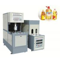 Buy cheap Electronic Motion Plastic Blow Molding Machine With Auto Lubrication Device product