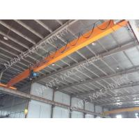 Buy cheap 2T Single Girder Overhead Cranes For Factories / Material Stocks / Workshop from wholesalers