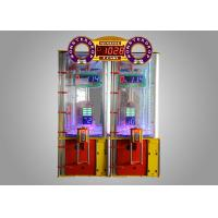 Rotation Table Redemption Monster Drop Arcade Game Machine With Linked Jackpots
