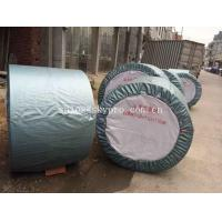 Buy cheap Rubber Ribbed Nylon Conveyor Belt High Strength For Stone , Flame Resistant product
