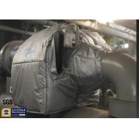Buy cheap Thermal Insulation Covers Removable Chiller Blankets Reusable 25MM 300 Degree from wholesalers