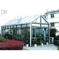 Buy cheap DIY Design Aluminium Frame Greenhouse Thermal Break Insulation System product