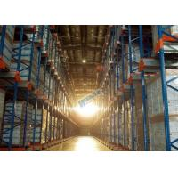 Buy cheap Cold Supply Chain Industrial Pallet Racks Heavy Duty 5-45 Celsius Degree Working Temperature product