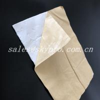 Buy cheap Self Adhesive Rubber Insulation Sheet Cover Aluminum Foil Butyl Rubber from wholesalers