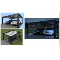 Buy cheap 100㎡ snow compressive resistance outside garage with LED light,DIY making product