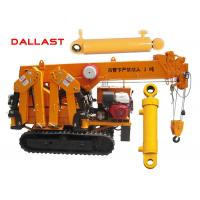Buy cheap Chromed Material Double Acting Hydraulic Cylinder For Industrial Equipment product