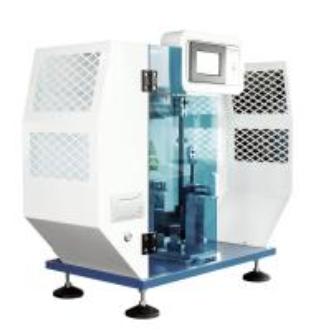 Buy cheap 5.5J Digital LCD Touch Screen Izod Imapct Plastic Testing Machine from wholesalers