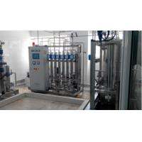 Siemens PLC Control Pharmaceutical Water Treatment Plant FDA cGMP GMP USP Standard