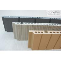 Buy cheap Textured Terracotta Panel System300 - 1500mm Length With Earthquake Resistance product