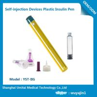 Professional Insulin Delivery Pen , Durable Insulin Pen Injection For Diabetes