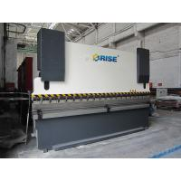 200 Ton 4m CNC Hydraulic Press Brake Bending Machine 1000KN Metal Forming