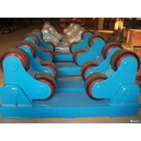 4kw Pipe Welding Rollers for Cylinder Welding , VFD Adjustable Tank Rotator
