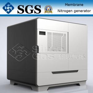 Stainless Steel Membrane Nitrogen Generator System 5-5000 Nm3/h Capacity