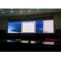 Quality High definition small pitch P2.5 indoor full color LED Display for rental cabinet for sale