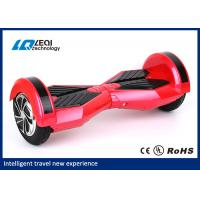 Bluetooth Self Balancing Hoverboard 8 Inch , Self Balancing Two Wheel Scooter