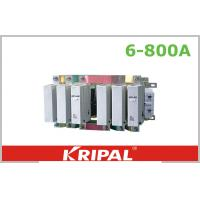 Industrial 800A AC Contactor Mechanical Interlock Motor Overload Protection