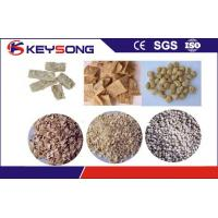 Buy cheap Vegetarian Meat Soy Protein Food Making Machine Twin Screw ExtruderEquipment  product