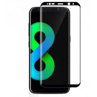 3D Curved Tempered Glass Privacy Screen Protector, Anti Fingerprint Screen ProtectorS 8
