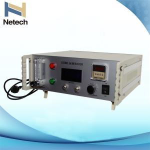 Hospital Desktop Corona Discharge Ozone Generator For Air Purify