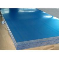Buy cheap 6181 T4 Automotive Aluminum Sheet 0.8 - 1.5mm Thick For Car Body Outer Plate product
