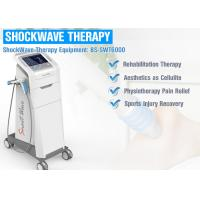 Buy cheap High Energy Extracorporal Shockwave Therapy Equipment For Patellar Tendinitis Treatment product