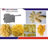 Quality Fried 3D Papad Snack Pellet Production Line / Equipment For Food Industry for sale