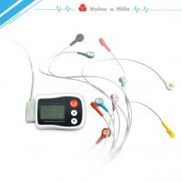 Buy cheap China Holter ECG Dinamico Holter Manufacturer With Samrt and Small White Recorder Elite Plus from wholesalers