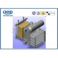 Coal Fired / Water Heat Boiler Economizer Tubes For Industrial Power Station