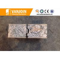 Fire Resistant Area Saving EPS Sand Cement Sandwich Wall Panels