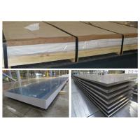 Buy cheap Thin Alloy 6010 T4 Aluminum Sheet , Automobile Outer Plate Alu 6010 Plate product