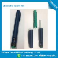 Buy cheap Professional Diabetes Insulin Injection Pen Disposable For Insulin Administration product