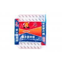 Buy cheap Sealed Plastic Bag For Packaging Machine , Square Bottom Plastic Valve Bag product