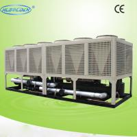 Eco-friendly R407C Refrigerant Air Cooled Water Chiller